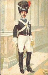 Vatican, Gendarme Pontificio, Grand Uniform (ca. 1899)