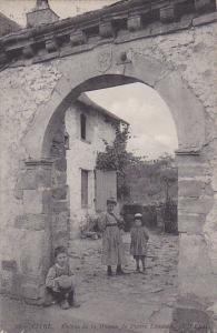 Vitre  , France, 00-10s : Entrance de la Maison de Pierre Landais