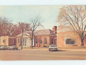 Pre-1980 LIBRARY SCENE Manchester - Near East Hartford Connecticut CT AF1503