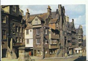 Scotland Postcard - John Knox's House - Edinburgh - Ref 19035A