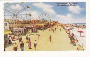 Advertising American Express Travelers Cheques 1891-1991 Boardwalk Daytona Be...