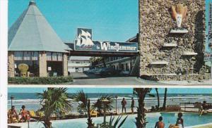 Florida Daytona The Windjammer Beach Motel 1971