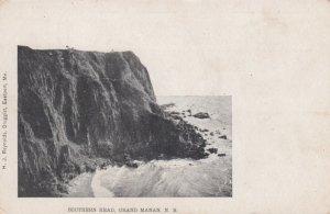 GRAND MANAN , New Brunswick , Canada, 1898-1907 ; Southern Head