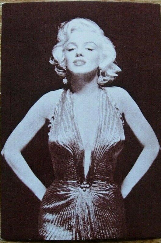 Marilyn Monroe Lot of 5 Postcards 1970s-1980s Holllywood Movies Vintage