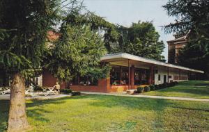 GREENVILLE, Pennsylvania, 1940-1960's; Thiel College, Coaches Corner