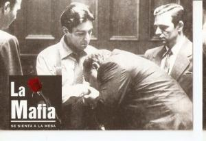 Postal 047968 : La Mafia se sienta a la mesa