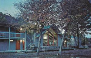 Autumn Trees, Evening Exterior View, Mount Valley Lodge, Four Seasons Lodge, ...