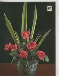 Postal 008768: Centro floral