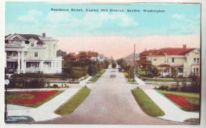 P865 old card residence street capitol hill district seattle washington