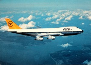 Condor Boeing 747-200 Jumbo Jet