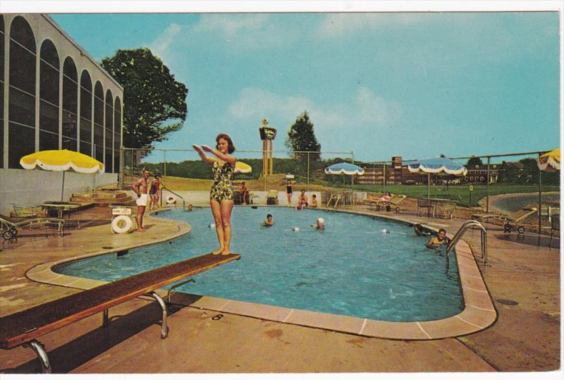 Swimming Pool, Holiday Inn, WASHINGTON D.C., 40-60´