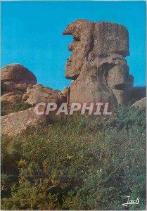Postcard Modern Trebeurden (C N) The Pere Trebeurden