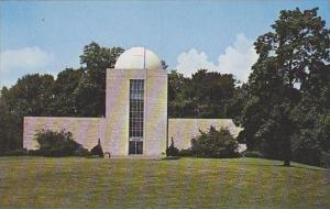 Indiana Indianapolis The James E Holcomb Observatory And Planetarium