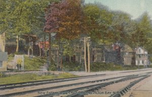 ALTON BAY , New Hampshire , 00-10s ; New Entrance to Camp Ground