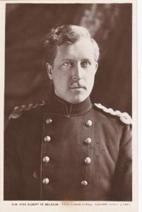 RP: King Albert [Belgium] , 1910s