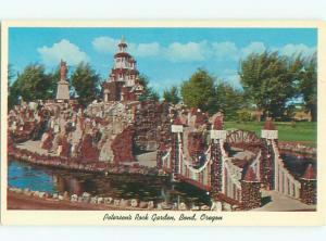 Pre-1980 PETERSON ROCK GARDENS SCENE Between Bend & Redmond Oregon OR AF6654