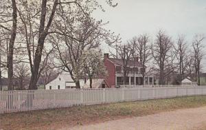 9001 McLean House, Appomattox Court House, Virginia