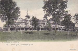 Heaton Hall, STOCKBRIDGE, Massachusetts, 1900-1910s