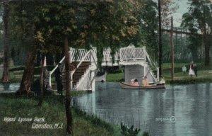 CAMDEN , New Jersey, 1909 ; Wood Lynne Park