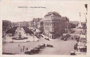 France Bordeaux Les Allees de Tourny 1930