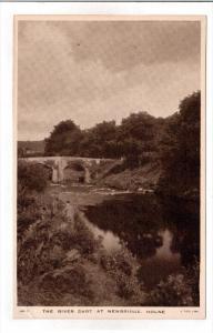 HOLNE, Devon, England, 1900-1910's; The River Dart At Newbridge