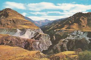New Zealand Skippers Country Central Otago