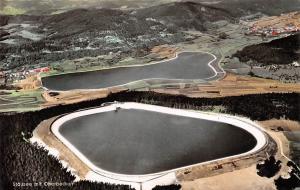 Deutschland Stausee mit Oberbecken im Albachtal, lake, lac, Echt Foto