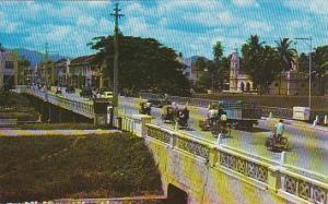 Malaysia Ipoh Sungei Kinta Bridge