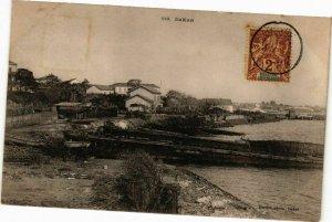 CPA AK Senegal Fortier 119. Dakar (235217)