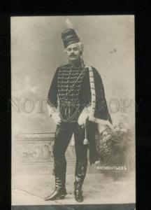 135352 KLEMENTYEV Russia OPERA Singer TENOR Role vintage PHOTO