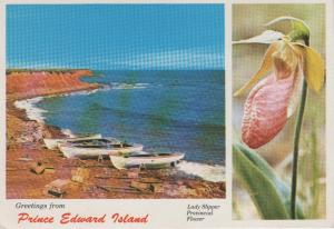 Greetings from Prince Edward Island - Canada's Garden of the Gulf
