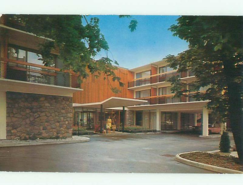 Pre-1980 FOUR SEASONS HOTEL Toronto ONTARIO W6774