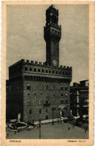 CPA AK FIRENZE Palazzo Vecchio ITALY (502290)