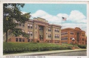 Pennsylvania Tyrone The High School And Junior High School