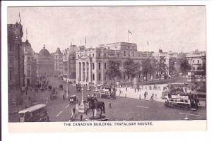 Canadian Building, Canada House, Trafalgar Square, London, England