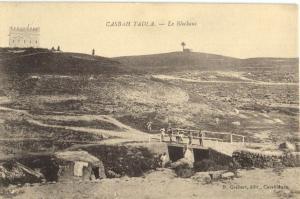CPA Maroc Casbah-Tadla Le Blockhaus (23910)