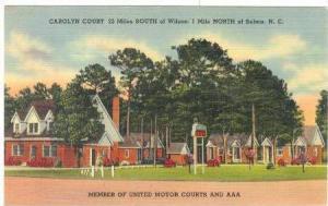 Carolyn Court 25 Miles South Of Wilson, 1Mile North Of Selma, North Carolina,...