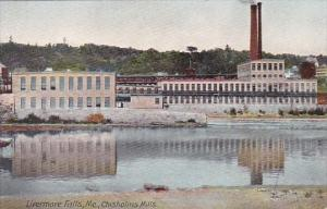 Rhode Island Livermore Falls Chisholms Mills