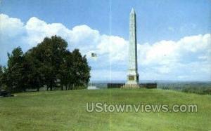 Oriskany Monument Utica NY Unused