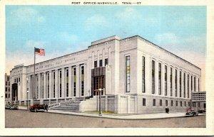 Tennessee Nashville Post Office