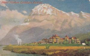 Mount Stephen , Canadian Rockies , B.C. , 1910
