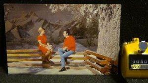 STD Vintage Snow Storm Everyday Universal Studios Snow Set 1968 Los Angeles
