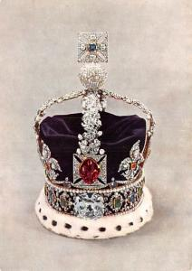 Imperial State Crown - Queen Victoria