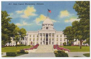 State Capitol, Monygomery Al