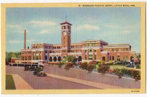 Missouri Pacific Depot, Little Rock, AR