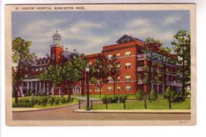 St Vincent Hospital, Worcester Massachusetts. Perkins & Butler