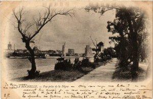 CPA La Rochelle. Vue prise de la Digne. (666746)