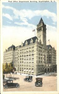 Post Office Department Building, Washington, DC - WB