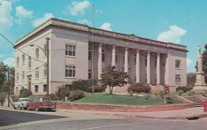 RUTHERFORDTON , North Carolina, 1940-60s; Rutherford County Court House