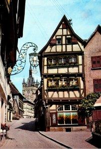 Germany Bad Wimpfen am Neckar Salzgasse